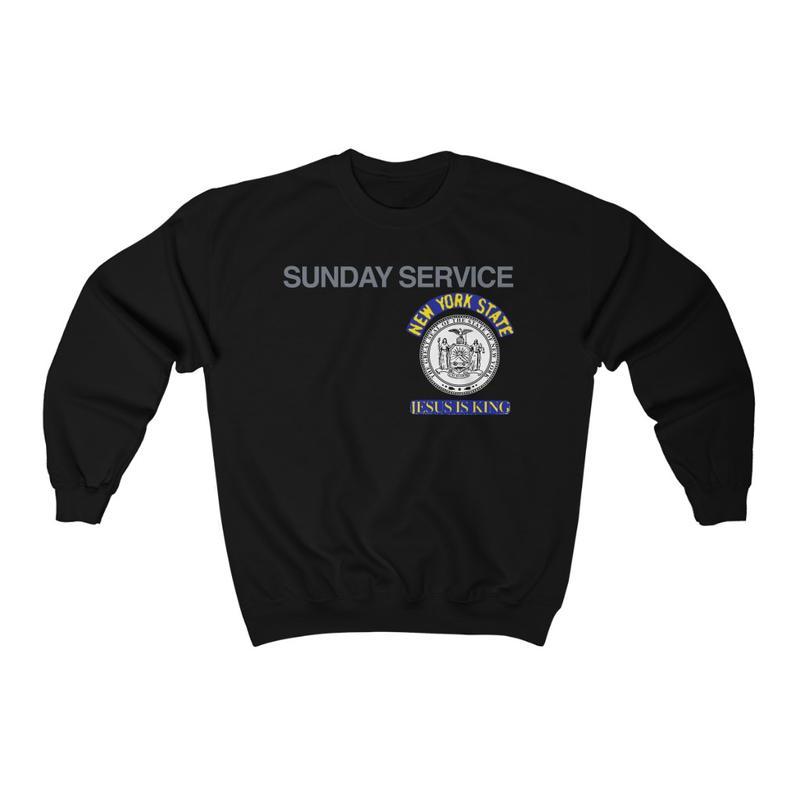 sunday service kanye merch